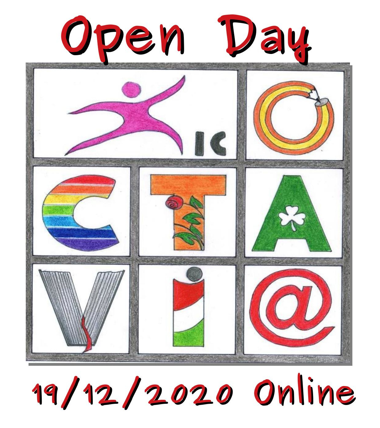 Open-day online 2020